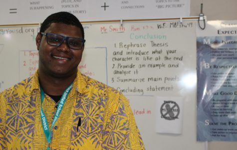 Staff Spotlight: Mr. Smith